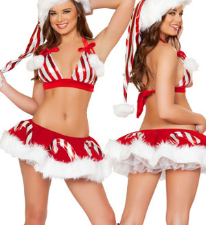 Jingle Bell Top and Tutu set