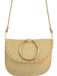 Karina Crossbody bag in Nubuck from JJ Winters