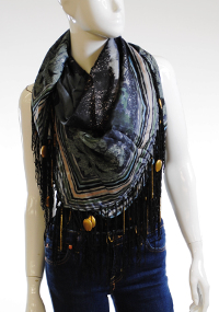 Scarves for example this one from Tolani