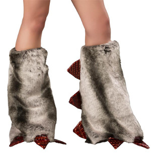 Dragon leg warmers or Boot Covers